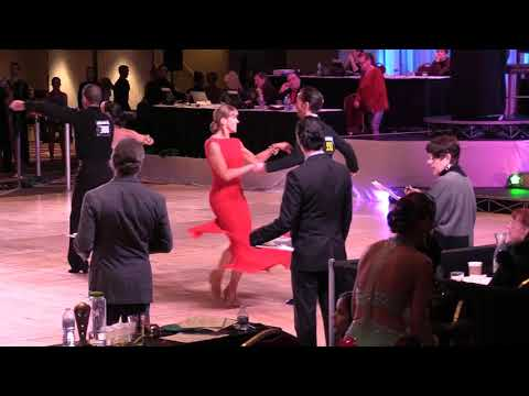 Ohio StarBall 40th Anniversary (2017) - ProAm Open B Rhythm Championship