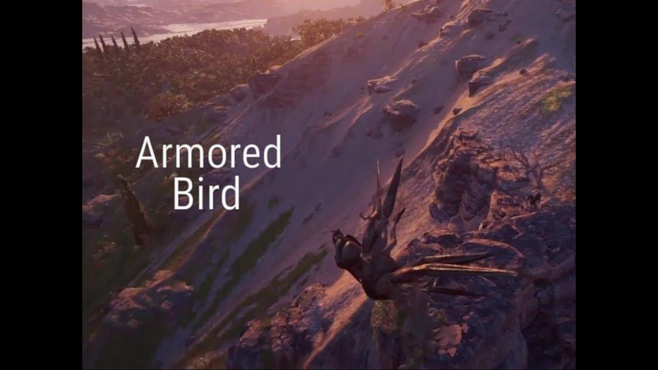 Assassin S Creed Odyssey Arkadia Synchronization Stymphalos