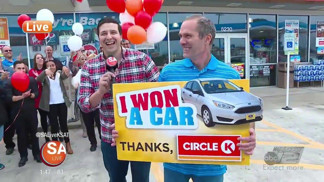 Win a Free Car at Circle K | SA Live | KSAT 12
