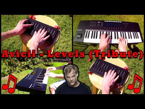 Avicii - Levels (Avicii Tribute/Piano Cover)