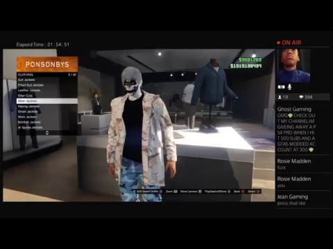GTA-5 ONLINE-I HAVE TO DELETE MY YOUTUBE OMGGGGGGGG