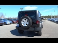 2014 Jeep Wrangler Unlimited Wilson, New Bern, Goldsboro, Greenville, Rocky Mount, NC PU9725