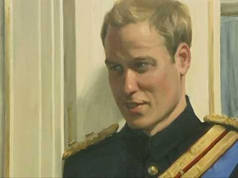 Behind the Princes' Portrait