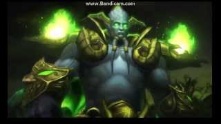 World of Warcraft: Gul'dan's Plan (Pre-Archimonde Cinematic)
