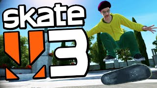 THE BEST SKATING TEAM! (Skate 3 Funny Moments) Thumbnail
