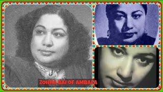 *.ZOHRA BAI-Film-SANIYASI-(1945)~Lakhon Sitam Jhelein Ge.[Best Clear 78RPM Audio Version].*