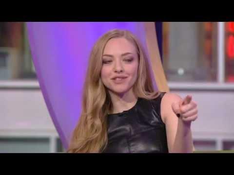 Amanda Seyfried  BBC The One Show