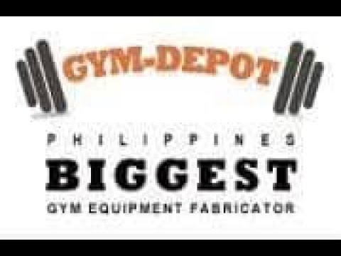 Most Trusted And Biggest Gym Equipment Fabricator In The Philippines...