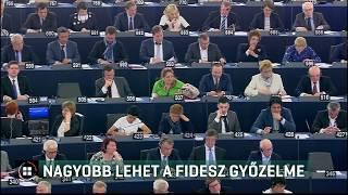Még nagyobb lehet a Fidesz győzelme az EP választáson 19-05-22