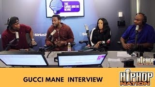 Gucci Mane Interview With Sarge vesves OQ Talks Performing On Hip Hop Awards, Woptober And More