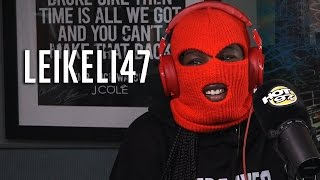 Leikeli47 on Real Late w/ Peter Rosenberg