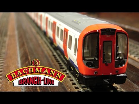 OO Scale Bachmann London Underground S Stock