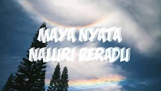 Mayanyata - Naluri Beradu (lirik)