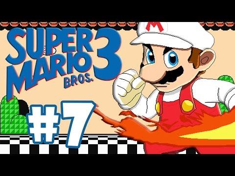 SUPER MARIO BROS 3 #07 - BOLA DE FOGO