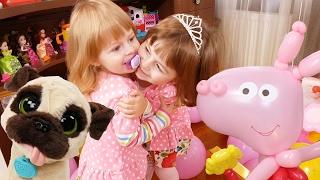 видео Что подарить девочке на 2 года?