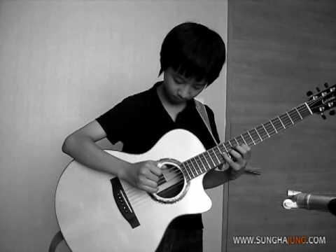(Monty Norman)Movie 007 Theme - Sungha Jung