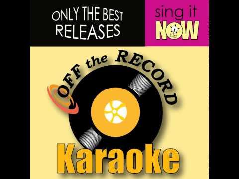 (Karaoke) When You're Lonely - in the Style of Jana Kramer