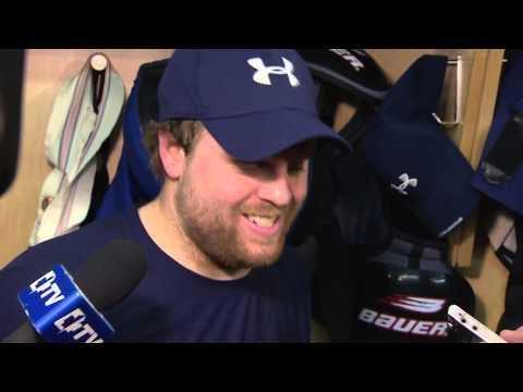 Kessel gets testy with reporter