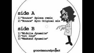 Jeremy Ellis - Bounce (Dj Spinna Mix)