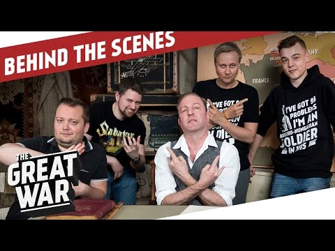 Behind The Scenes - Making Of A TGW Episode I THE GREAT WAR Special