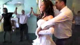 Свадебный танец романтический Мир который подарил тебя Мичуринск