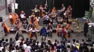 川崎市立橘高校文化祭。ジャニーズ・ヒットパレード