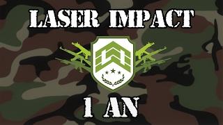 [Album Photo 1 An] Laser Impact Lisieux HD -  Nouveau en Normandie ! - Concept Militaire Réaliste