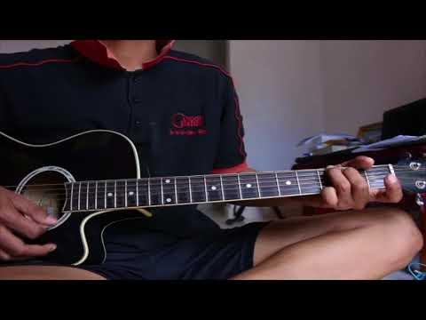 kunci gitar a a raka sidan beli musisi