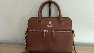 Modalu Pippa Chained Crossbody Bag