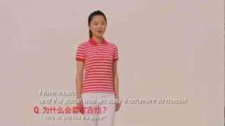 UNIQLO 88 COLORS MOVIE ON AIR 5.15 http://www.uniqlo.com/shanghai/8...