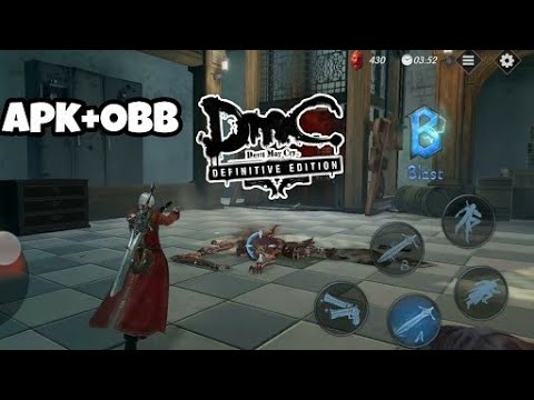 [1.8 GB] Download Devil May Cry Mobile Full Game Apk+OBB Android Offline Without Server Problem