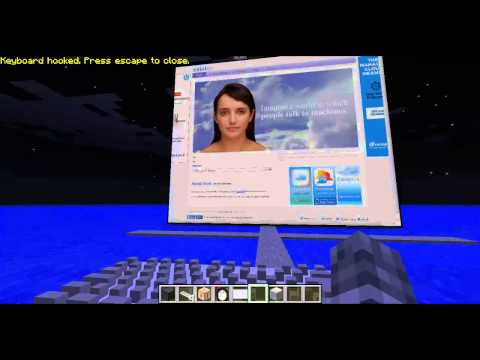 mod spotlight: surf the web... IN MINECRAFT!!!