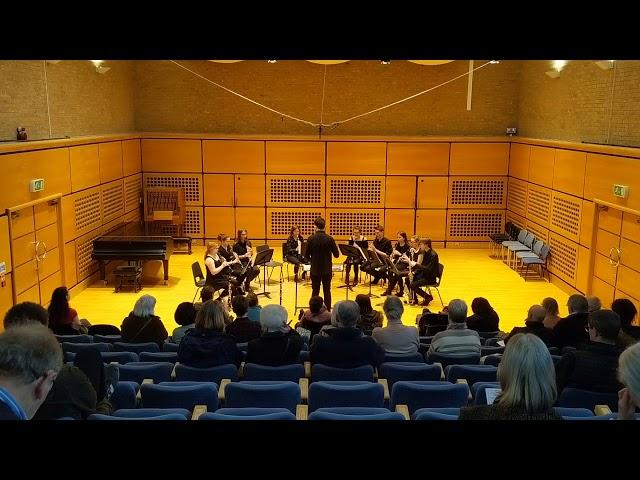 Blowsoc Clarinet Ensemble: E.T. Flying Theme
