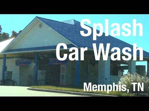 Water Wizard 2.0 - Splash Car Wash, Memphis TN