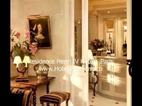 Hotel Residence Henri Iv Paris