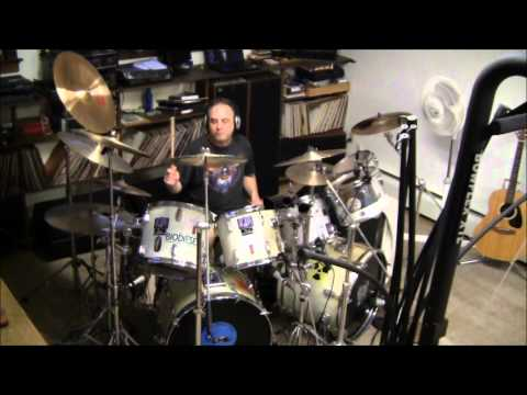 Jefferson Starship - Find Your Way Back  drum cover