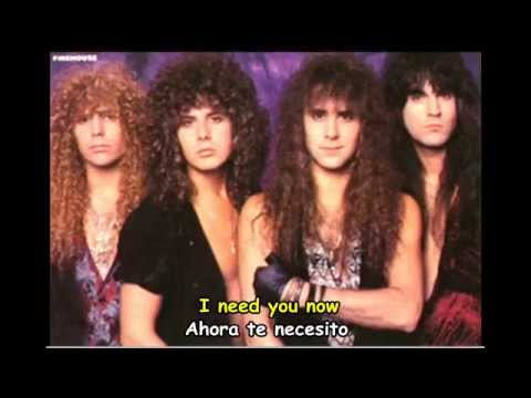 ALIAS - I NEED YOU NOW - Subtitulos Español & Inglés