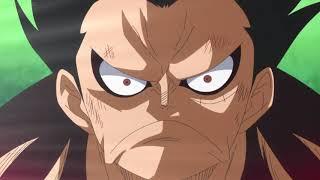 Luffy Vs Cracker Gum Gum Kong Organ Gun!!!