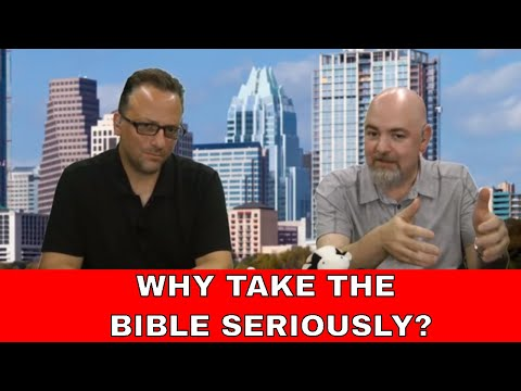 Why Should We Take the Bible Seriously?   Andrew - Twinsburg   Atheist Experience 22.25