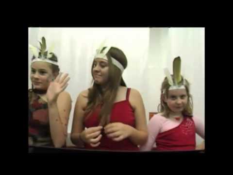 How To Make Native American Headdresses For Kids