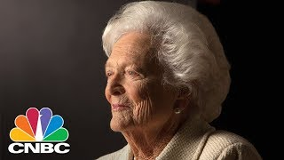 Week In Review: First Lady Barbara Bush Dies At 92 | CNBC