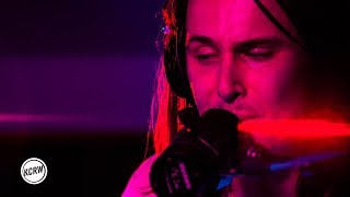 """Jungle performing """"Cherry"""" live on KCRW"""