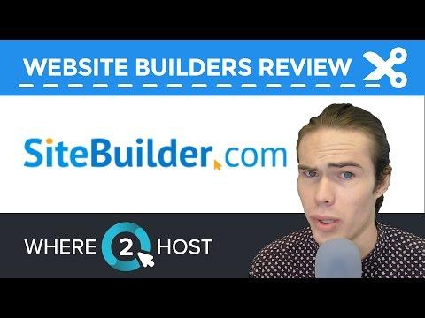 2017 Sitebuilder website builder Review & How To - www.sitebuilder.com (Best Free Website Builder?)