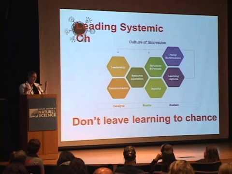 Gretchen Morgan: Leading Systemic Change
