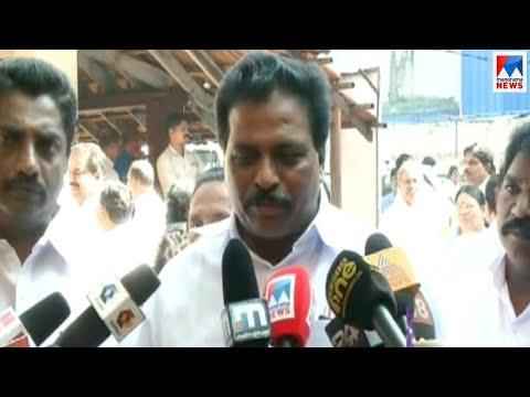 സോണിയ ഗാന്ധി എംപിമാരെ ശാസിച്ചിട്ടില്ലെന്ന് കൊടിക്കുന്നിൽ സുരേഷ്   Kodikkunnil Suresh MP