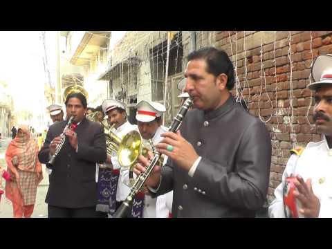Hero Band Lahore Perform on Saith Afzal Marriage 2015/02/26