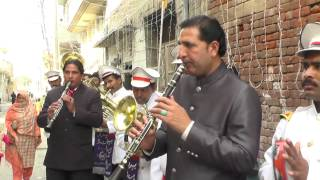 Hero Band Lahore Perform on Saith Afzal Marriage 2015/02/26
