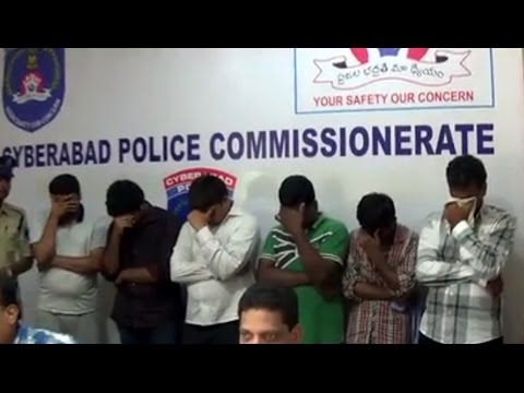 Illegal VOIP call Business in India - 6 Held by Hyderabad Police