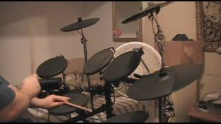 G-Rad: Tool - Pushit drum cover on Roland TD-3