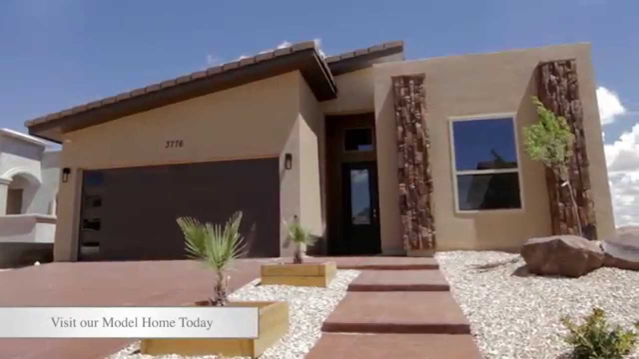 3776 loma jacinto el paso tx 79938 by icon homes youtube for Homes in el paso tx